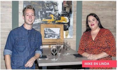Mike en Linda BBQrestaurant